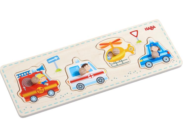 Puzzle nakładane Pojazdy ratownicze