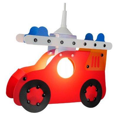 Lampa wisząca wóz strażacki