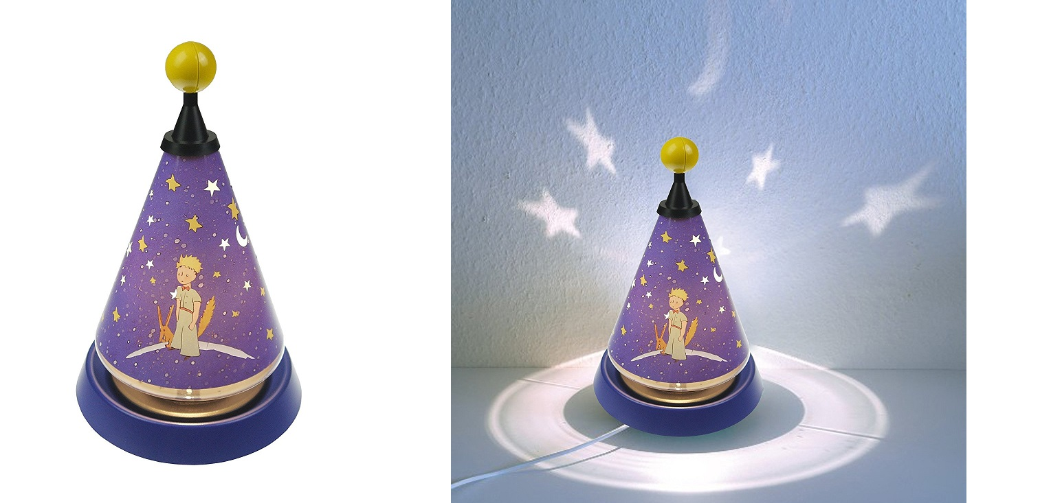 Lampa-karuzela Mały Książe