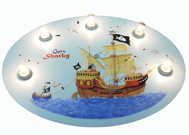Plafon z Piratem