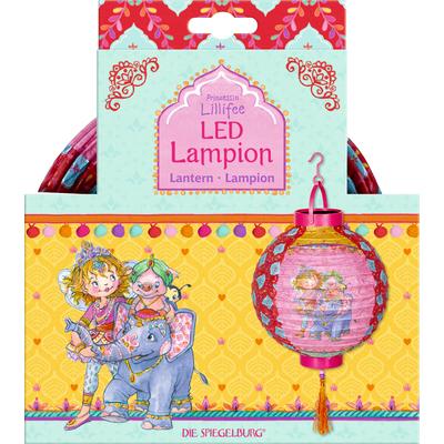 Lampion LED Lillifee