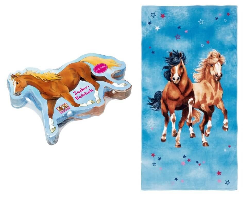 Magiczny ręcznik Koń mój przyjaciel