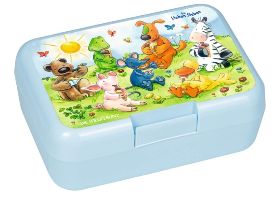 Lunch box Szczęśliwa Siódemka
